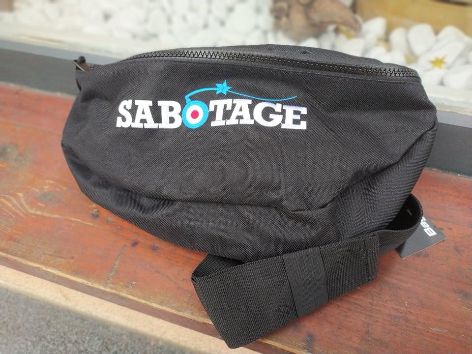 Obrázek k produktu: Velká cestovní ledvinka SABOTAGE
