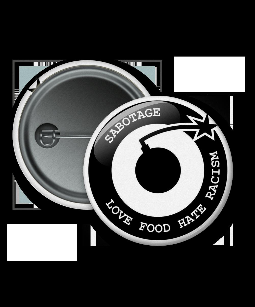 Obrázek k produktu: Placka SABOTAGE bomba
